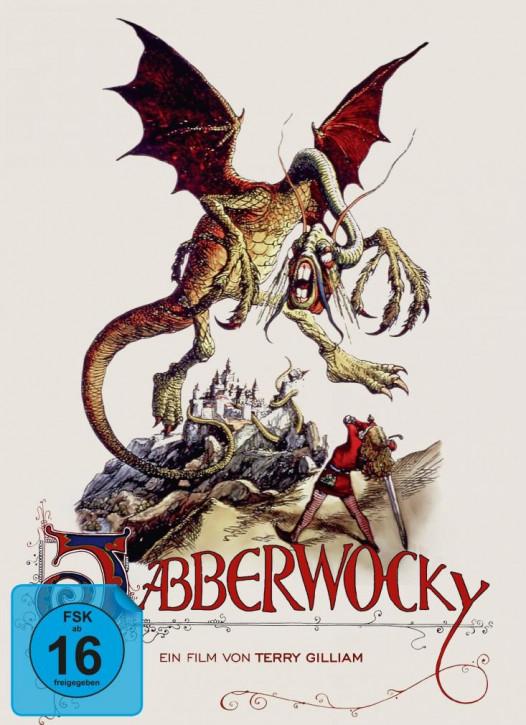 Monty Pythons Jabberwocky - Limited Mediabook Edition [Blu-ray+DVD]
