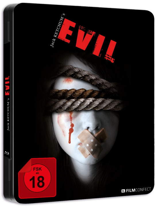 Jack Ketchum's Evil (Future Pak) [Blu-ray]