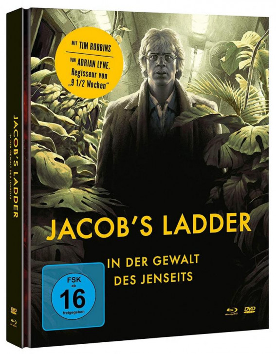 Jacobs Ladder - Limited Mediabook - Cover B [Blu-ray+DVD]