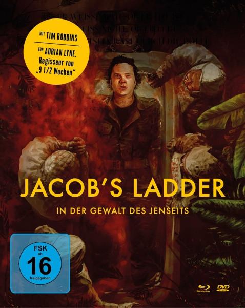Jacob's Ladder - In der Gewalt des Jenseits - Mediabook  [Blu-ray+DVD]
