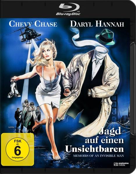 Jagd auf einen Unsichtbaren [Blu-ray]
