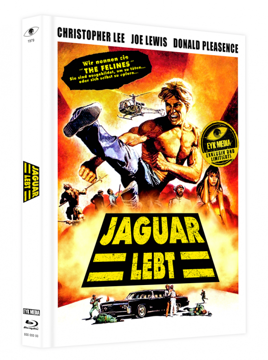 Jaguar Lebt - Limited Mediabook - Cover C [Blu-ray+DVD]