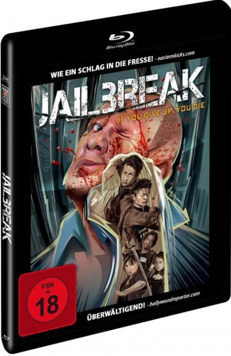 Jailbreak [Blu-ray]