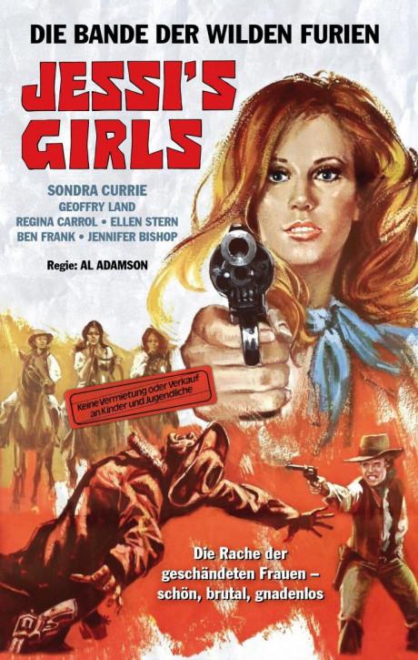 Jessis Girls - große  Hartbox - Cover B [Blu-ray+DVD]