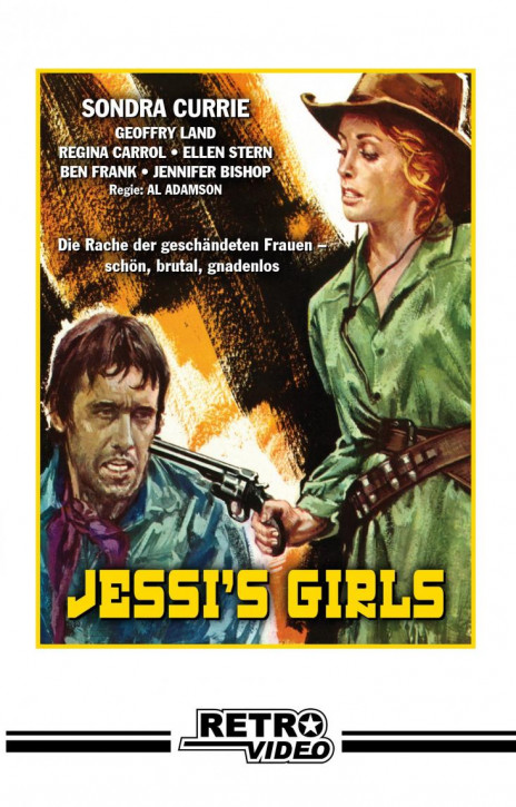 Jessis Girls - große  Hartbox - Cover C [Blu-ray+DVD]
