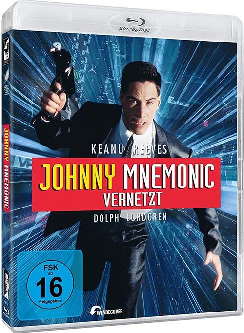 Johnny Mnemonic - Vernetzt [Blu-ray]