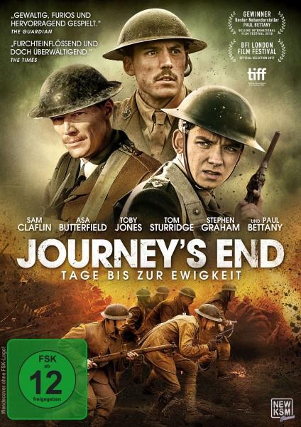 Journey's End - Tage bis zur Ewigkeit [DVD]