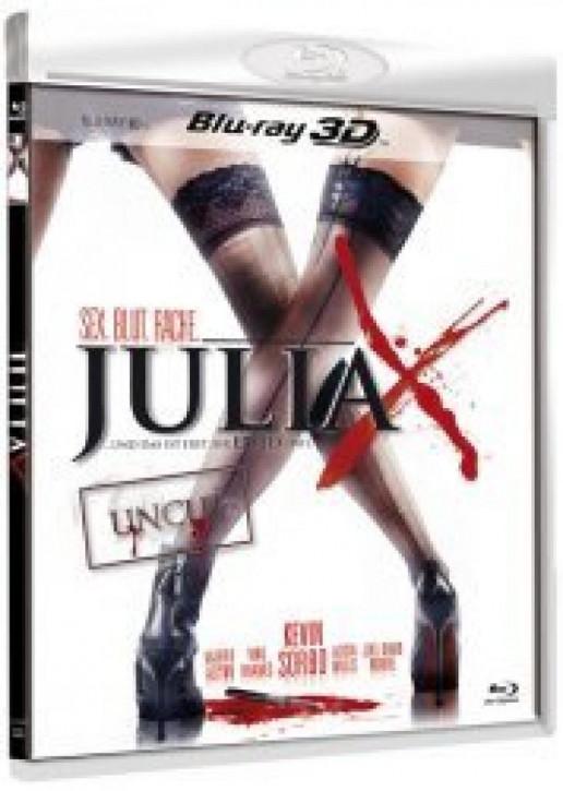 Julia X 3D [Blu-ray]