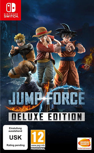Jump Force Deluxe Edition [Nintendo Switch]