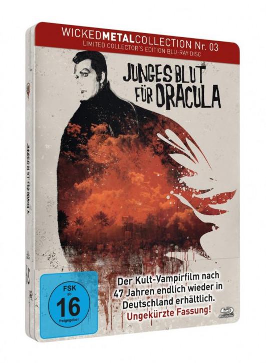 Junges Blut für Dracula - Future Pack [Blu-ray]