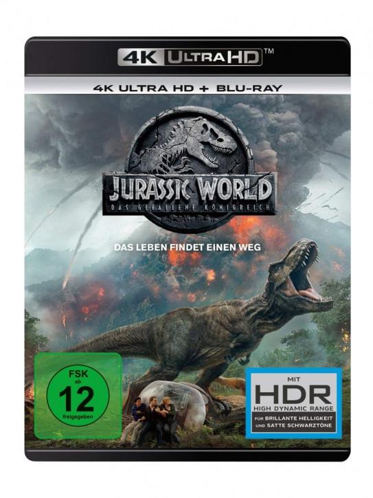 Jurassic World: Das gefallene Königreich [4K UHD+Blu-ray]