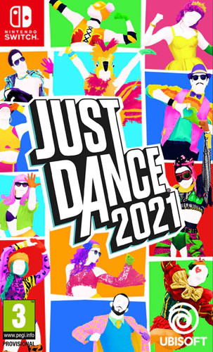 Just Dance 2021 [Switch]