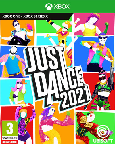 Just Dance 2021 [Xbox One]