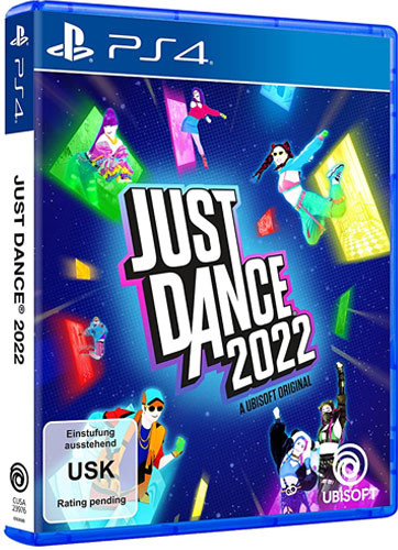 Just Dance 2022 [PS4]