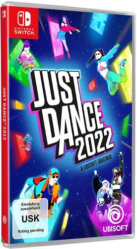 Just Dance 2022 [Nintendo Switch]