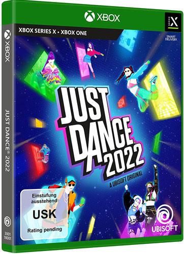 Just Dance 2022 [Xbox Series X]