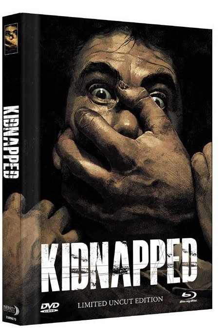 Kidnapped - Limited Mediabook Edition - Cover B [Blu-ray+DVD]