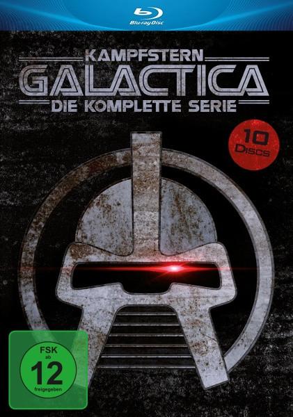 Kampfstern Galactica - Die komplette Serie [Blu-ray]