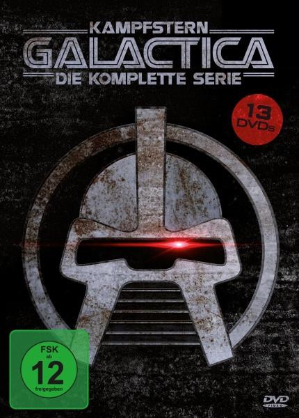 Kampfstern Galactica - Die komplette Serie [DVD]