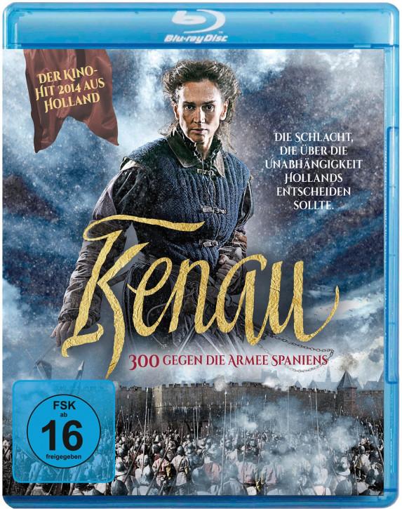 Kenau - 300 gegen die Armee Spaniens [Blu-ray]