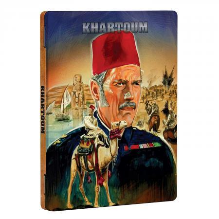 Khartoum (Future Pak) [Blu-ray]