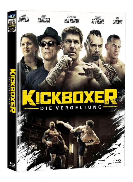 Kickboxer - Die Vergeltung - Mediabook [Blu-ray]
