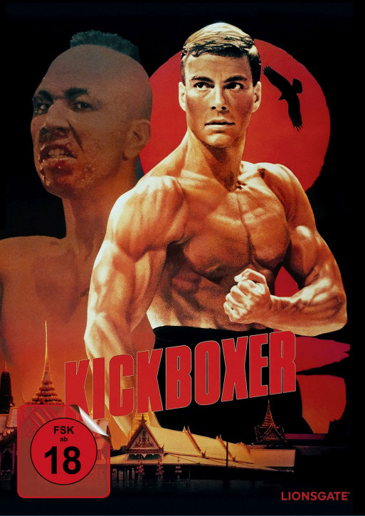 Kickboxer - Limited Mediabook - Cover A [Blu-ray+DVD]
