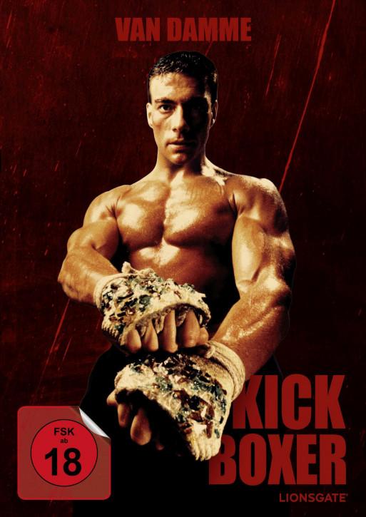 Kickboxer - Limited Mediabook - Cover B [Blu-ray+DVD]