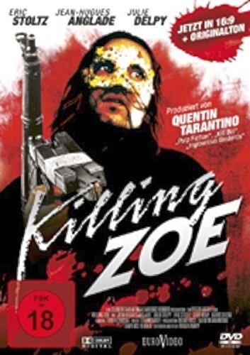 Killing Zoe - [DVD]