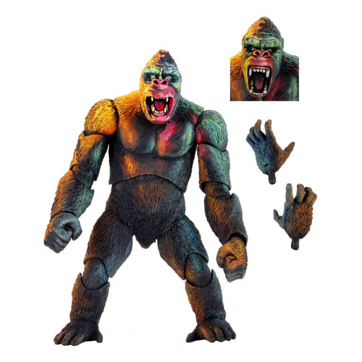 King Kong - Actionfigur Ultimate - King Kong