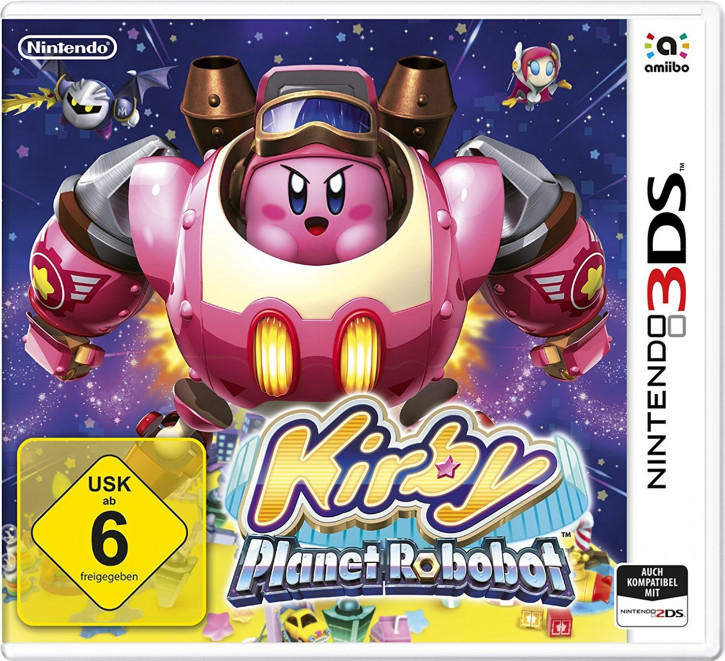 Kirby: Planet Robobot [N3DS]