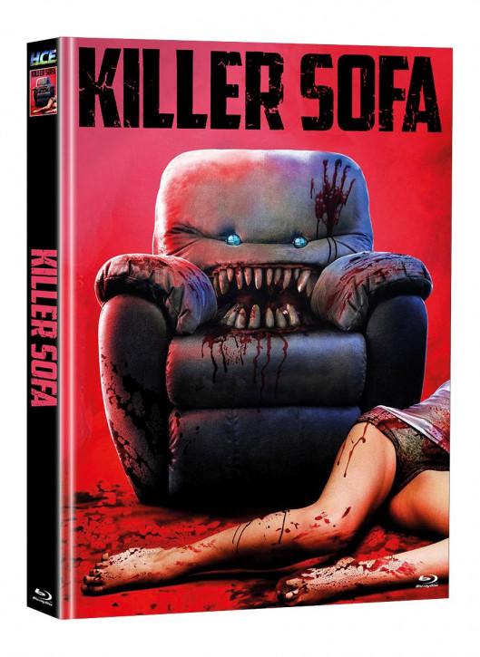 Killer Sofa - Mediabook [Blu-ray]