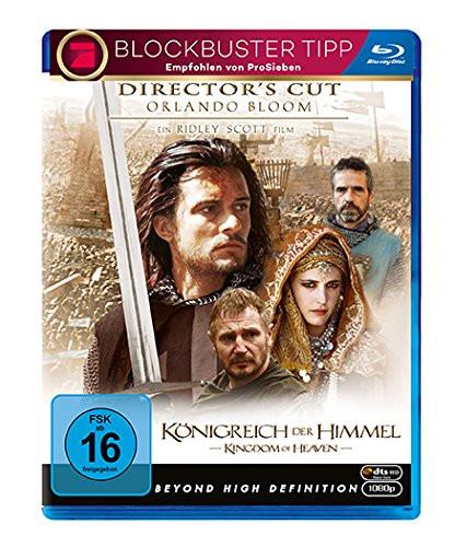 Königreich der Himmel [Blu-ray]