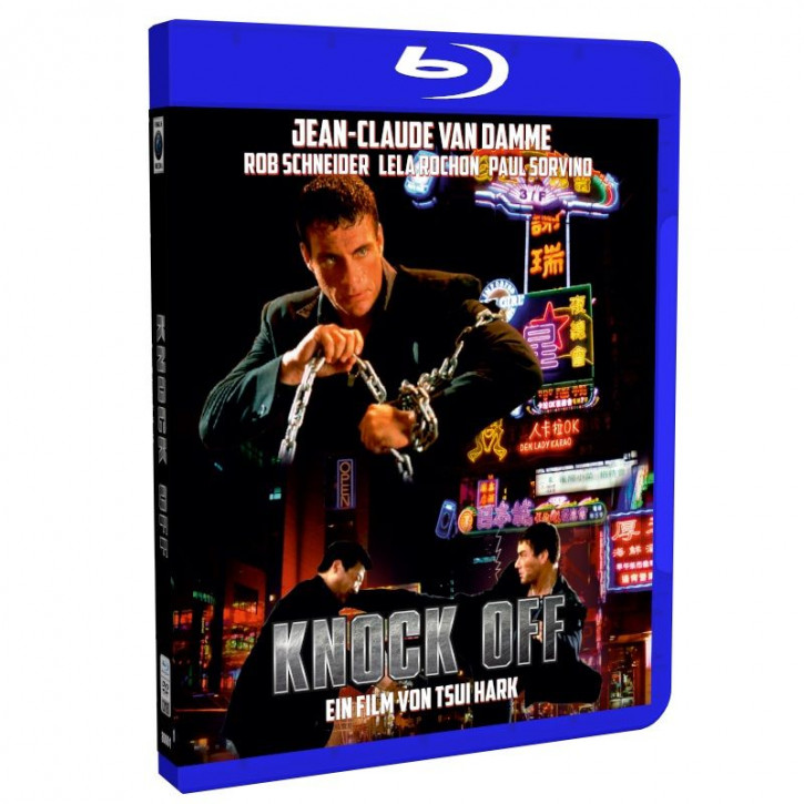 Knock Off [Blu-ray+DVD]