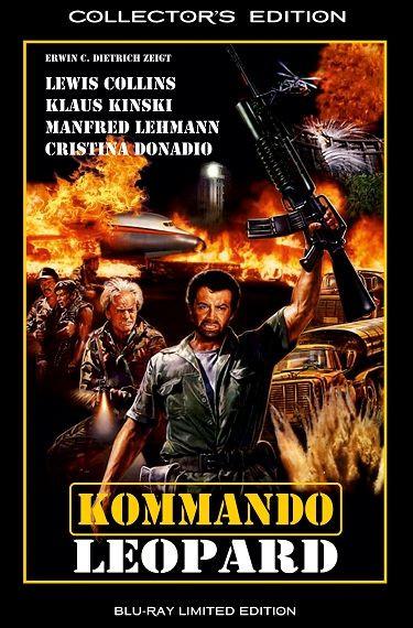 Kommando Leopard - grosse Hartbox [Blu-ray]