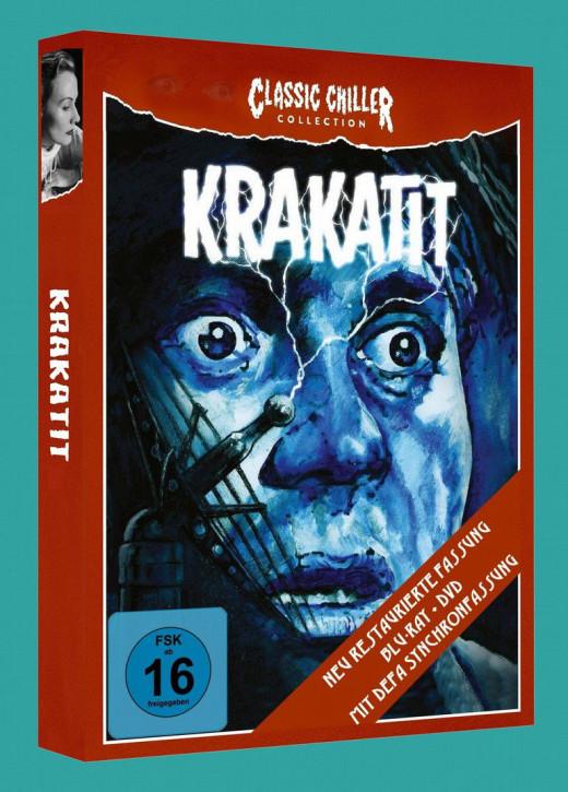 Krakatit - Classic Chiller Collection [Blu-ray+DVD]