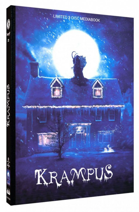 Krampus - Limited Mediabook Edition - Cover B [Blu-ray+DVD]