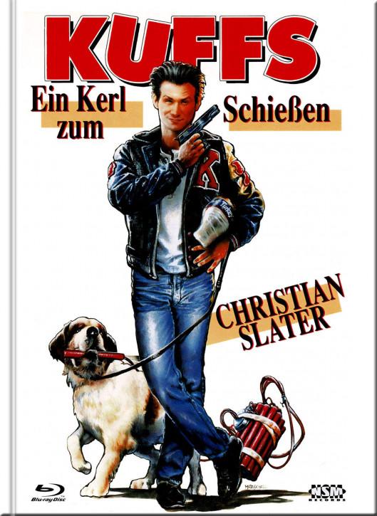 Kuffs - Ein Kerl zum Schiessen - Mediabook - Cover A [Blu-ray+DVD]
