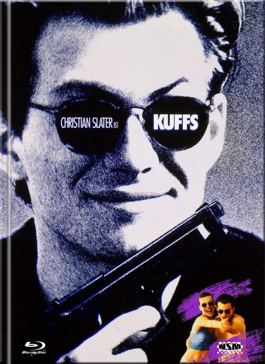 Kuffs - Ein Kerl zum Schiessen - Mediabook - Cover B [Blu-ray+DVD]