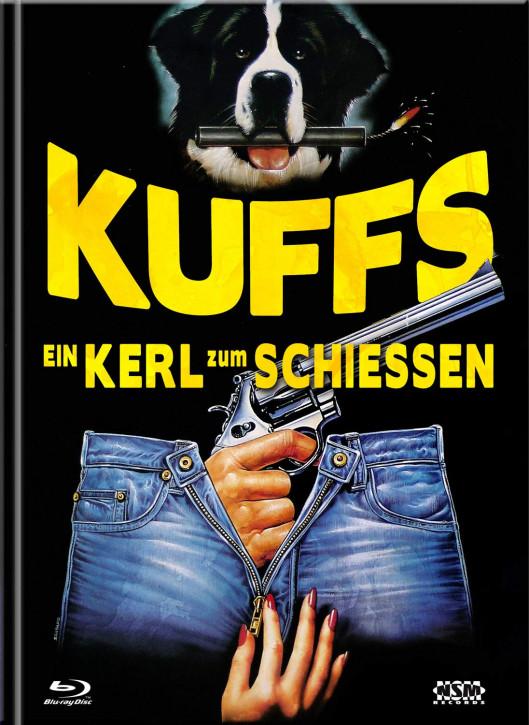 Kuffs - Ein Kerl zum Schiessen - Mediabook - Cover C [Blu-ray+DVD]