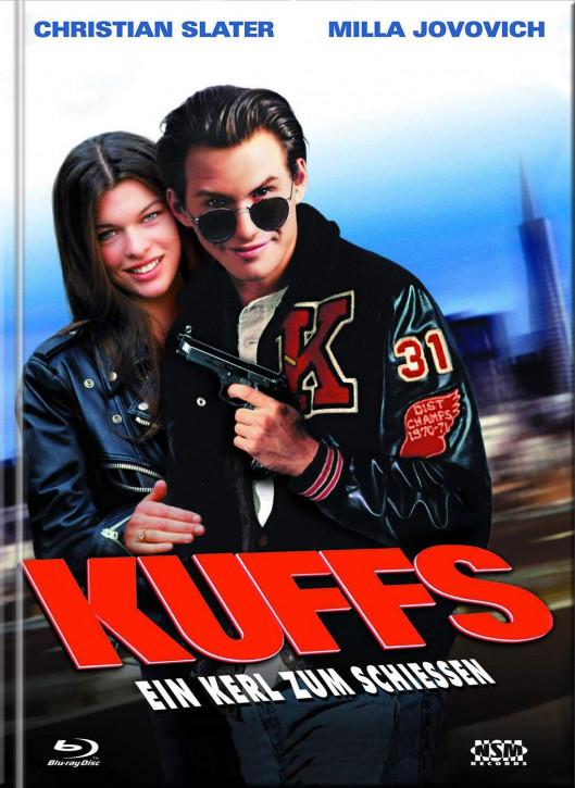 Kuffs - Ein Kerl zum Schiessen - Mediabook - Cover D [Blu-ray+DVD]