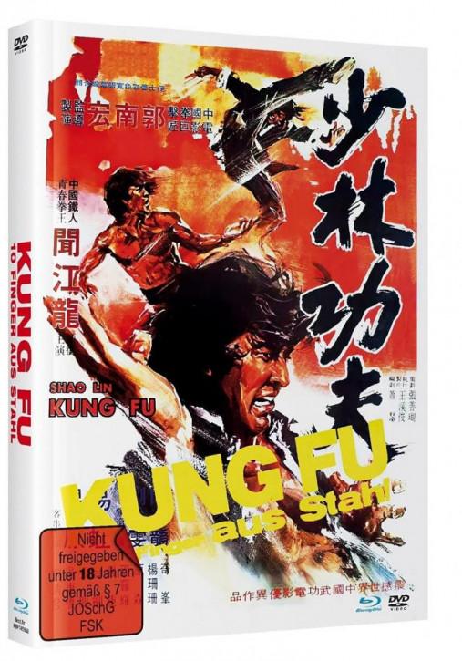 Kung Fu - 10 Finger aus Stahl - Mediabook Blu-ray+DVD]