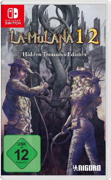 La-Mulana 1 & 2: Hidden Treasures Edition [Switch]