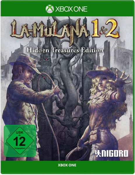 La-Mulana 1 & 2: Hidden Treasures Edition [Xbox One]