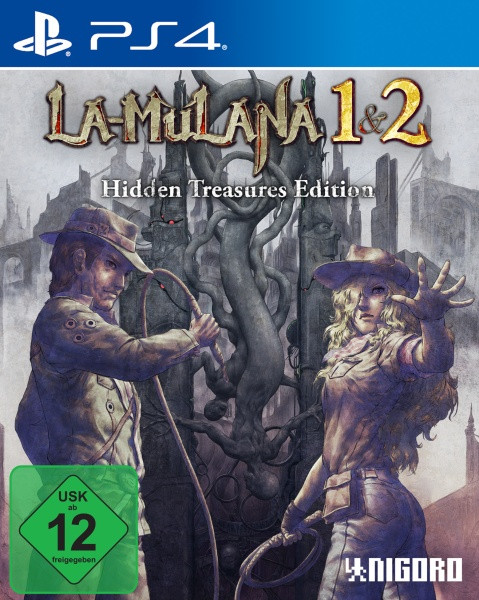 La-Mulana 1 & 2: Hidden Treasures Edition [PS4]