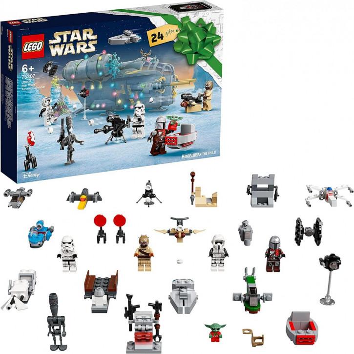 LEGO 75307 Star Wars Adventskalender 2021 Weihnachten