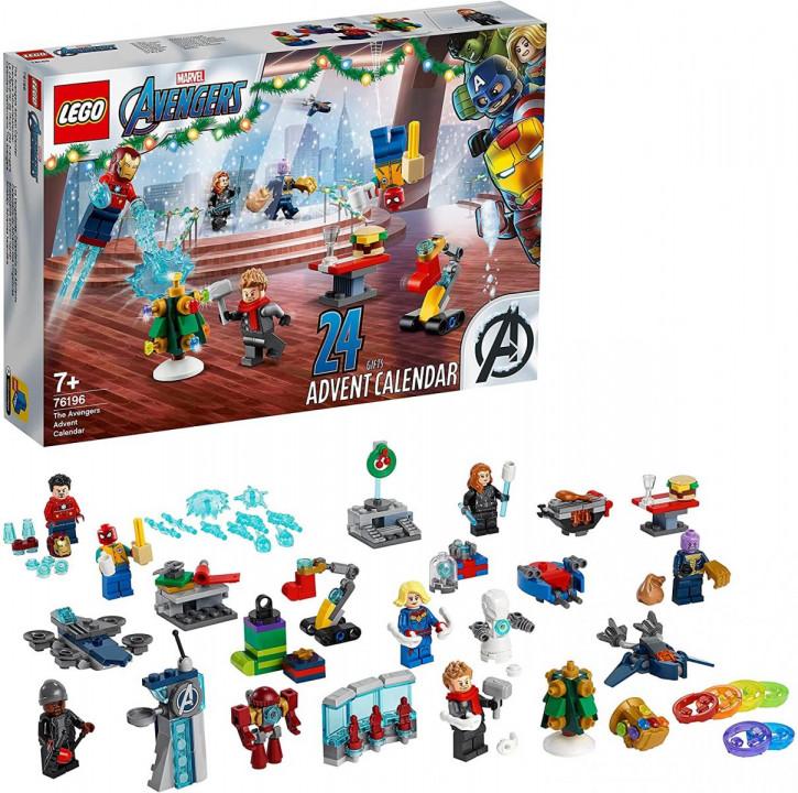 LEGO 76196 Marvel Avengers Adventskalender 2021