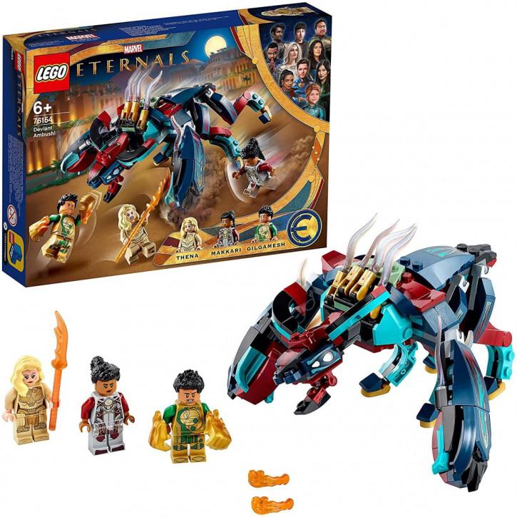 LEGO Marvel 76154 - Hinterhalt des Deviants