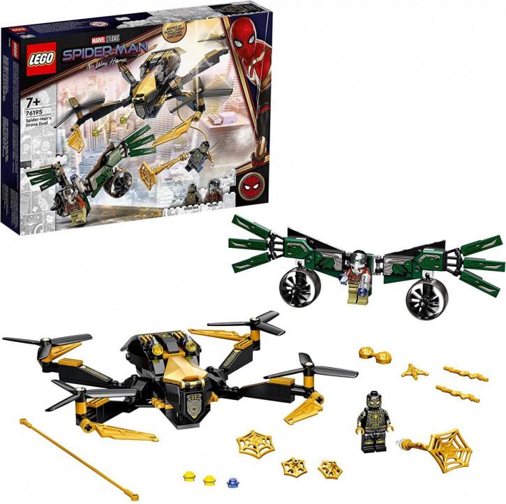 LEGO Marvel 76195 - Spider-Mans Drohnenduell