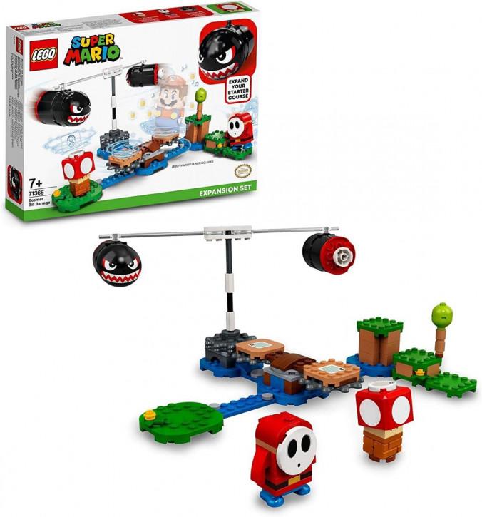 LEGO Super Mario 71366 - Riesen-Kugelwillis – Erweiterungsset